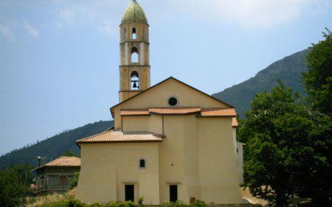 AGEROLA (SA) - Chiesa di Santa Maria la Manna
