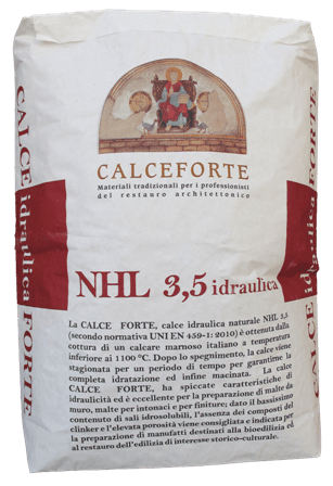 NHL 3,5 idraulica Calceforte