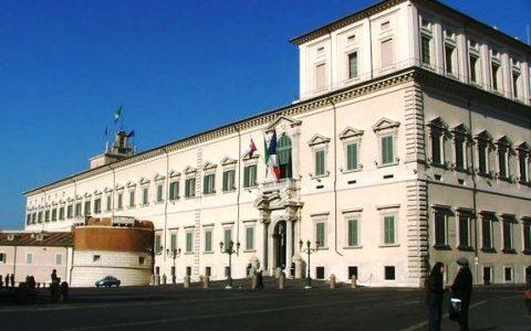 Roma (RM) - Palazzo del Quirinale