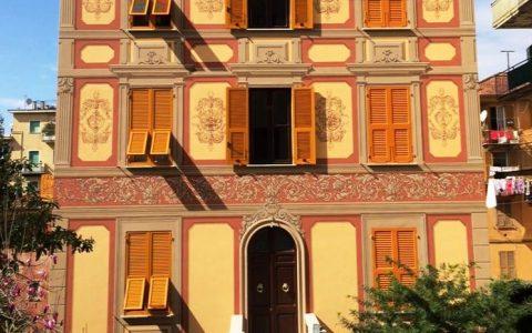 Splendida Villa d'Epoca a Rapallo