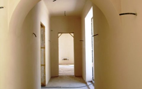 Lavori interni in Villa a Recanati