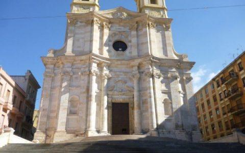 CHIESA DI SANT'ANNA - CAGLIARI (CA)