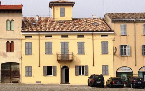 Palazzo privato - Sala Baganza (PR)