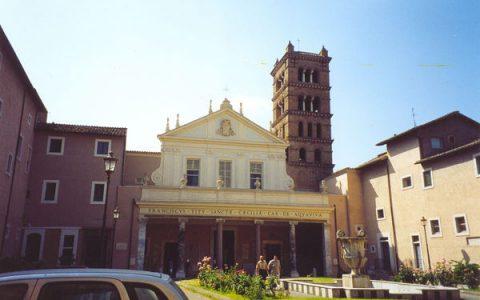 D 5 Roma - Basilica di Santa Cecilia