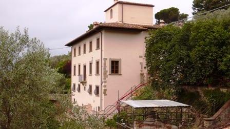 FIRENZE - Villa Tanfara
