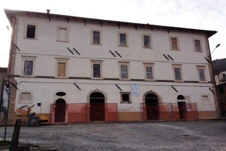 MONTEREALE (AQ) - Palazzo Privato