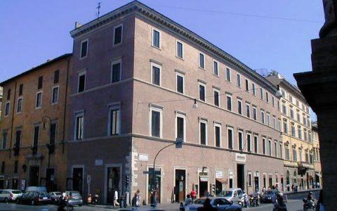 Roma (RM) - Palazzo dell'Agricoltura