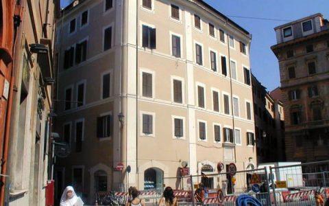 ND 26 Roma (RM) - Palazzo Privato