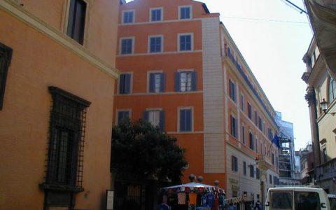 Palazzo Privato presso Fontana di Trevi