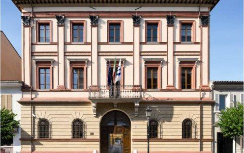 Restauro scientifico Palazzo Ghetti ex fabbrica di fiammiferi