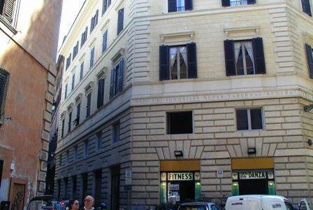 Ristrutturazione a ROMA di Palazzo-Privato