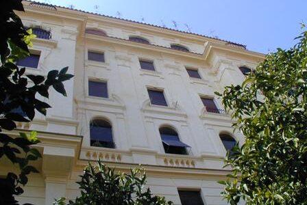 Ripristino facciate in Palazzo Privato a Roma