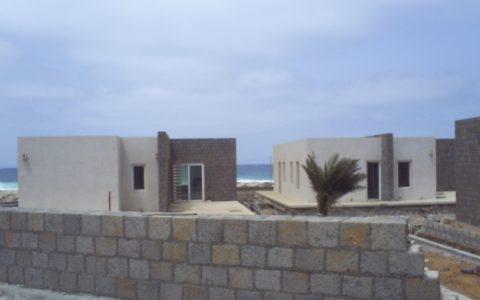 Residence turistico all'Isola di Sal, Capo Verde