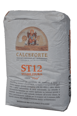 ST12 stabilitura Calceforte