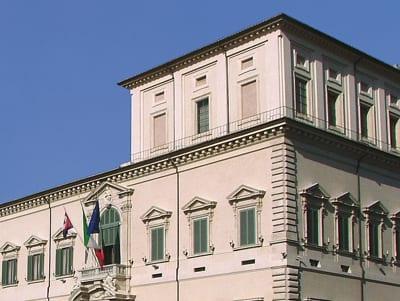 Palazzo Quirinale Roma – Ristrutturazione Bioedilizia CALCEFORTE