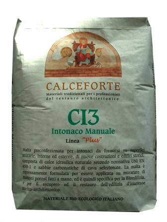 CI3 Intonaco Manuale