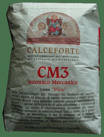Intonaco Meccanico Calceforte
