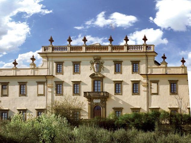 Scandicci (FI) - Villa Castelpulci - Calceforte