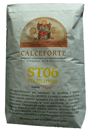 Stabilitura Calceforte ST06